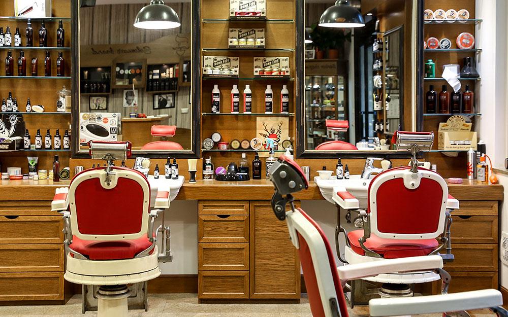 Arredamento barber shop ws41 regardsdefemmes for Arredamento barbiere vintage