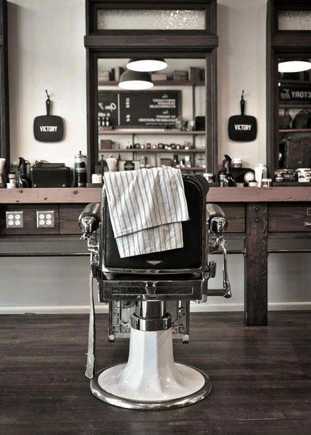 Novit nel mondo della barberia sono arrivate le suite for Arredamento barber shop