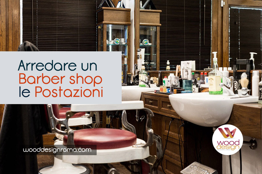 postazioni barber shop