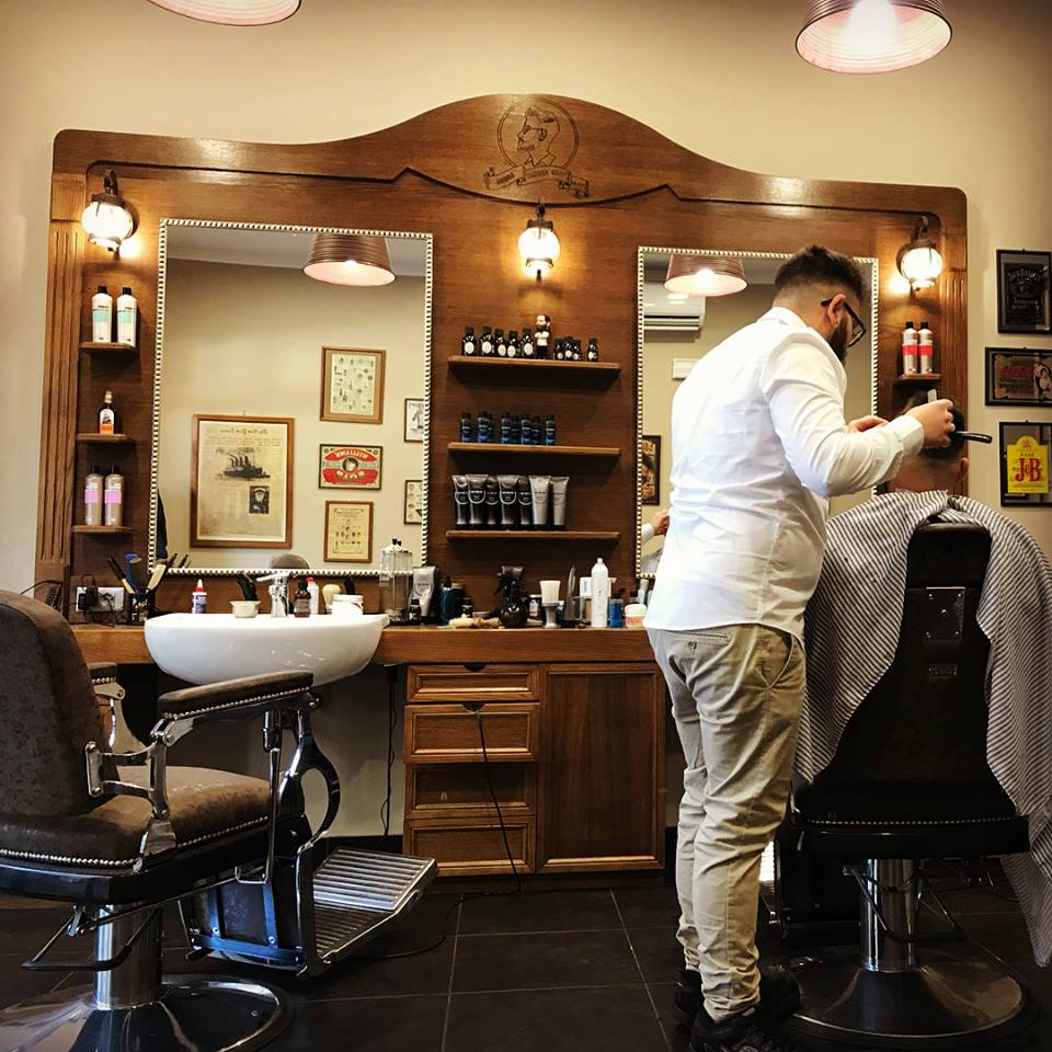 clienti barber shop