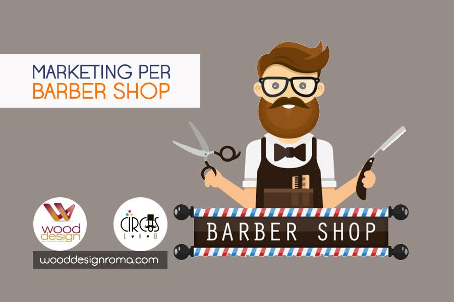 pubblicità barber shop